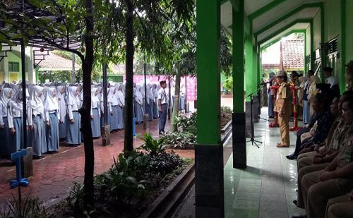 "MAN 1 Banjarnegara Rayakan Milad ke-26 Bertema ""Rise and Shine"""